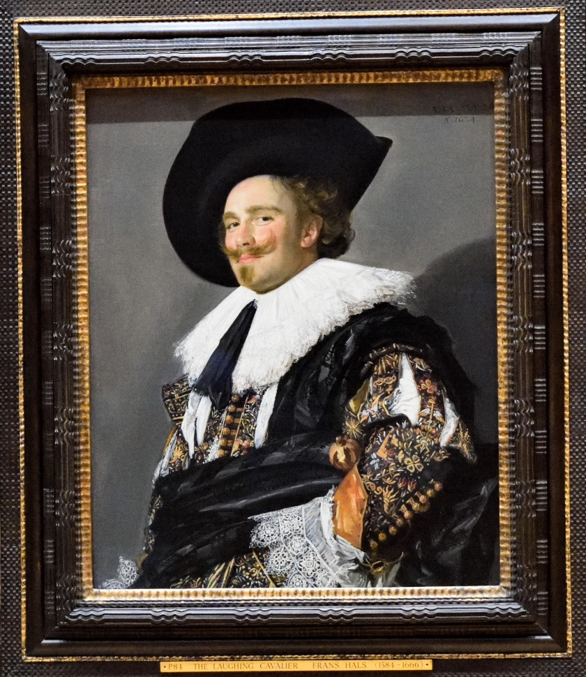 Franz Hals, the Laughing Cavalier